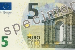 Cyrillic alphabet makes first appearance on euro notes | Ancient Origins of Science | Scoop.it