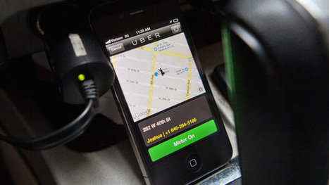 Uber Attains Eye-Popping New Levels of Funding | Operations Management | Scoop.it