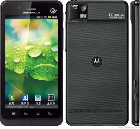 ... your smartphone Motorola XT928 (Dual Core) available, very soon at ALCYON TRADE ! | ... vos meilleurs smartphones MOTOROLA | Scoop.it