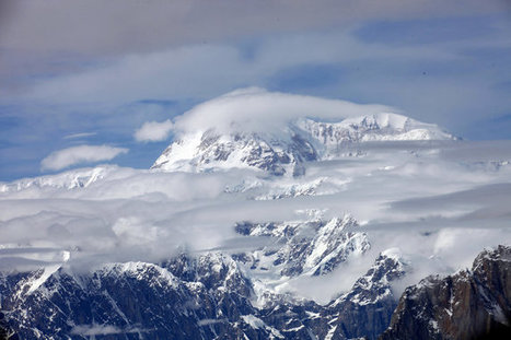 Mount McKinley Will Again Be Called Denali | FCHS AP HUMAN GEOGRAPHY | Scoop.it