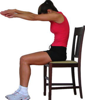 10 Simple Stretches for Office Workers | Registered Massage Therapy | Scoop.it