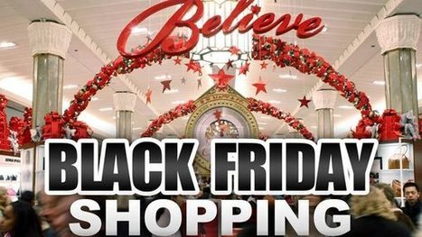 Safety should be No. 1 priority for Black Friday shoppers - Hawaii News Now | Great Coupons and Deals | Scoop.it