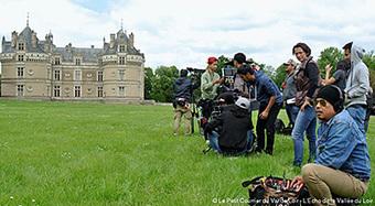 Tournage thaï dans un château de la Loire - Office National du Tourisme de Thaïlande | chateaux de la Loire | Scoop.it