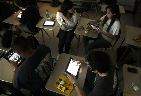 Texas District Embarks on Widespread iPad Program | Wikis for Education | Scoop.it