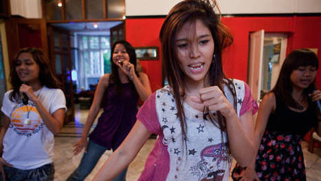 Girl band embraces western culture.... on burmese terms | A Voice of Our Own | Scoop.it
