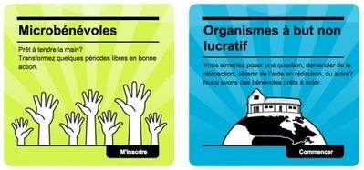 Micro-bénévoler en ligne pendant son temps libre - ZEBREA | Associations, bénévolat, solidarité et philanthropie | Scoop.it