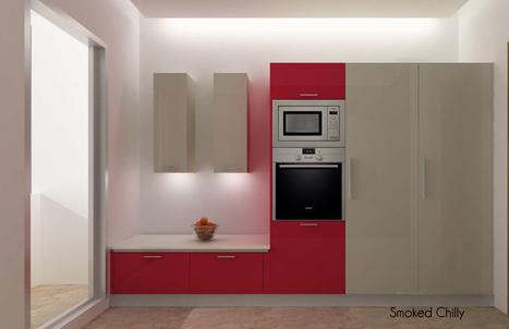 Modular Kitchen and Sleek Kitchens in Ahmedabad | Godrej Kitchens in Ahmedabad | Scoop.it