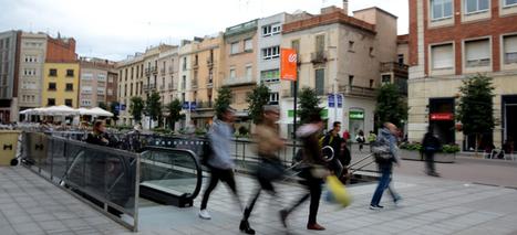 Quins efectes ha tingut la nova estació 'Plaça Major' de Sabadell al comerç? | #territori | Scoop.it