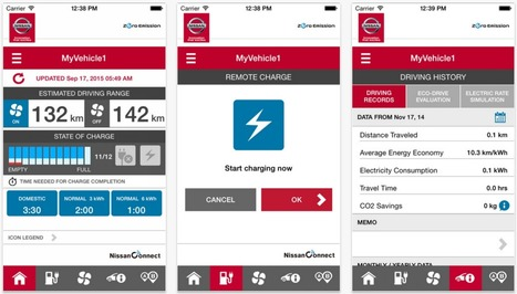 Nissan remote-access app developers copied code from the internet, pasted into app | Technology by Mike | Scoop.it