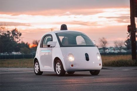 Federal Government Will Treat Google's Driverless Car System as a Legal Driver | Future Trends and Advances In Education and Technology | Scoop.it