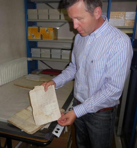 Un fonds notarial exceptionnel restitué aux archives du Lot | Nos Racines | Scoop.it