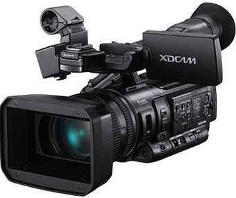 Notes On Video: Sony PMW-200, 160/150 & 100 Webchat   Sony Professional   Scoop.it