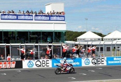 World SBK's round one story | Ducati news | Scoop.it