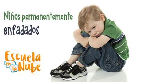 Niños permanentemente enfadados - Escuela de padres | Familias | Scoop.it
