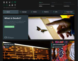 10 Examples of Dark Colored Web Design | Web Hosting & Web Design Company Mini Nimbus | Scoop.it