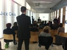 Voyage de presse international organisé par Alstom à Nice Grid | Electrical Grid news | Scoop.it