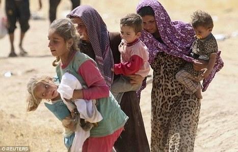 ISIS jihadi bride justifies kidnap and sexual abuse of Yazidi girls | Terrorists | Scoop.it