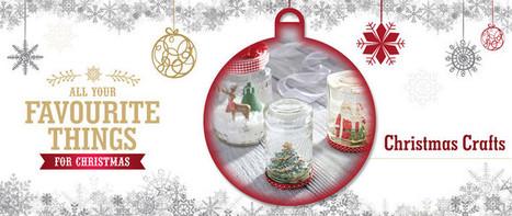 ALDI - Christmas Crafts | THE GREAT KAPOK TREE | Scoop.it