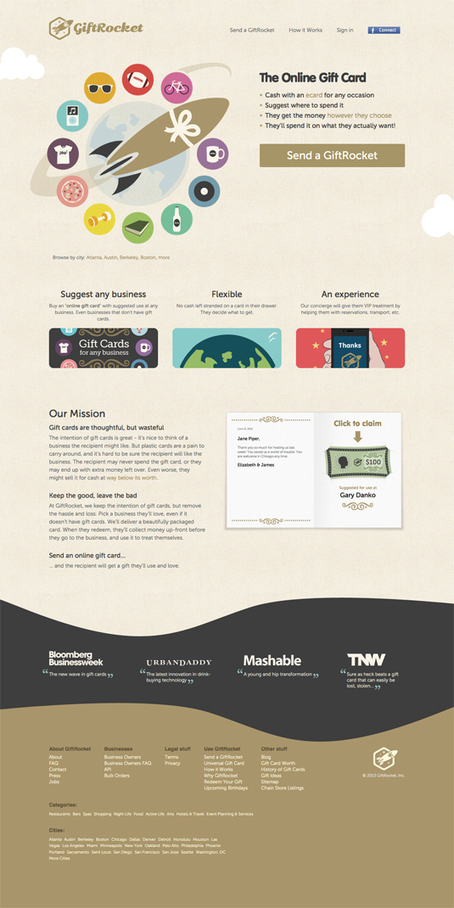 10 great landing page designs, 'Internet','landing page designs, website's landing page, landing page design, design of the page, Graphic Design Agency Delhi,Graphic Design Agency India,Graphic Des... | Web Development | Scoop.it