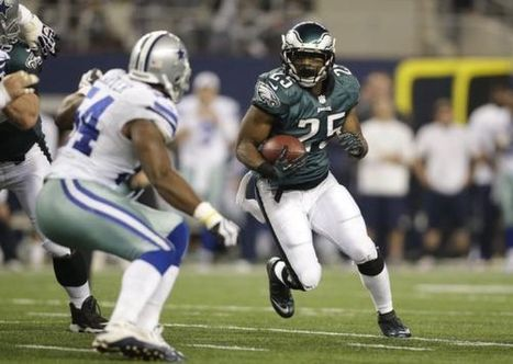 Eagles' NFC East Chances - Inside the Iggles | james starks | Scoop.it