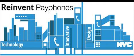 Des vieilles cabines téléphoniques à la ville responsive | Innovations urbaines | Scoop.it