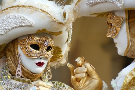 Bewitched by the magic of Venice Carnival | What about? What's up? Qué pasa? | Scoop.it