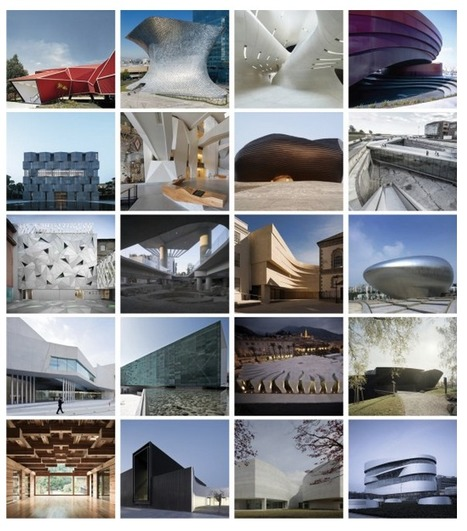 ArchDaily Editors Select 20 AMAZING 21st Century Museums | The Architecture of the City | Scoop.it