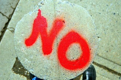 Dar un no, cuatro formas de hacerlo: cómo decir no | Liderazgo | Scoop.it
