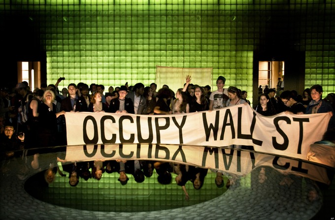 As Occupy Wall Street Prepares For May Day Milestone, Movement Looks For ... - Huffington Post   real utopias   Scoop.it