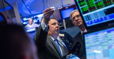 S&P 500 back in black for 2015, Nasdaq leaps 2.3% - USA TODAY | stock market | Scoop.it