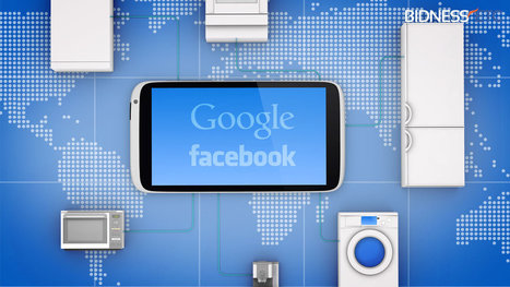 Google, Facebook Could Surpass Apple In the  IoT Space: Maxim Group | Information Technology & Social Media News | Scoop.it