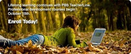 PBS TeacherLine | Prof Dev for Secondary Teachers of Puget Sound (Washington State, USA) | Scoop.it