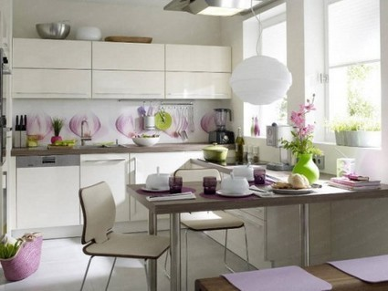Stunning Kitchen Designs For Small Spaces   Rhinway- home design   Scoop.it