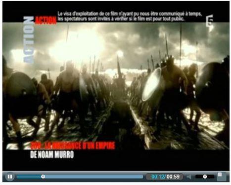 Avis de sorties - France 5 | 300 : Rise Of An Empire - TV & Web coverage | Scoop.it