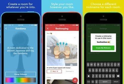Facebook Rooms: 5 Privacy Facts - InformationWeek | Digital-News on Scoop.it today | Scoop.it