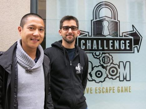 Challenge the room ouvre un deuxième site | made in isere - 7 en 38 | Scoop.it