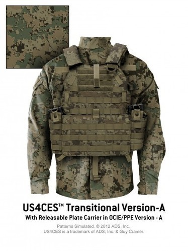ADS Unveils Army Camouflage Finalist Patterns « Soldier Systems   Thumpy's 3D House of Airsoft™ @ Scoop.it   Scoop.it