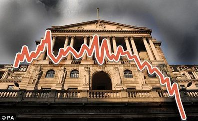 UK: High inflation could eat £43bn of savings in just a year | Countdown to Financial Armageddon | Scoop.it