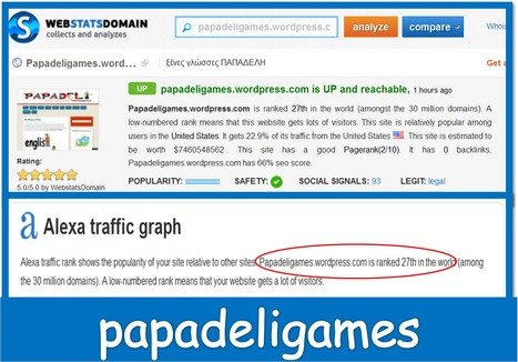PAPADELIgames is getting great! | Great ESL sites for teachers | Scoop.it