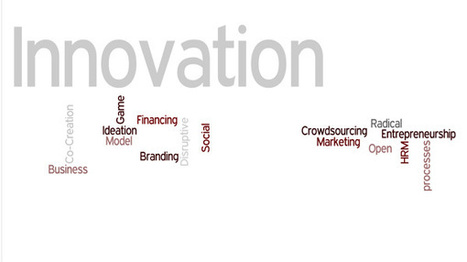 Innovation Management Game - A Business Strategy Simulation Game | Online Educatie | Scoop.it