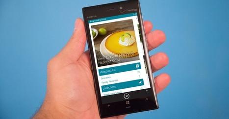 Bing Launches Three New Windows Phone 8 Apps | Tutorials | Scoop.it