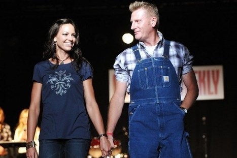 Rory Feek Fulfills One of Joey's Last Wishes | Country Music Today | Scoop.it