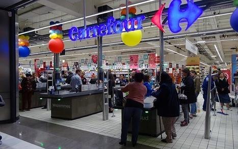 Parts de marché à P6 : grosse chute pour les hypermarchés Carrefour, Leclerc et Lidl flambent   News.enseignes   Scoop.it