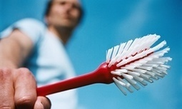Yes, there is one great contribution men can make to feminism: pick up a mop   Fabulous Feminism   Scoop.it
