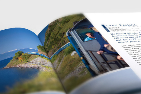 Travel Brochure design company in Altrincham, south of Manchester, providing creative design for the Travel Industry | Great Design Examples | Scoop.it