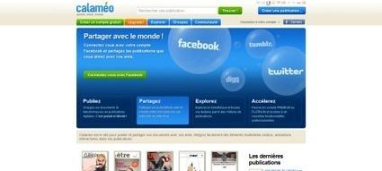 Comment publier un e-book en ligne et l'intégrer dans son blog avec Calaméo ? | Les tutos de l'informatique | François MAGNAN  Formateur Consultant | Scoop.it