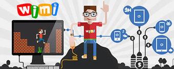 WIMI5, editor en línea de juegos HTML5 | canalTIC.com | El safareig de la imatge i el so | Scoop.it