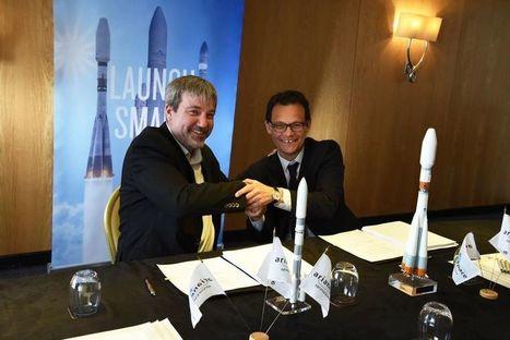Quand les Russes mettent en péril le contrat OneWeb d'Arianespace | Space business and exploration | Scoop.it