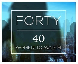 40 Women To Watch Over 40 | All about eve | Scoop.it