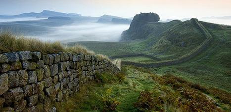 El muro de Adriano, el límite de la civilización | LVDVS CHIRONIS 3.0 | Scoop.it